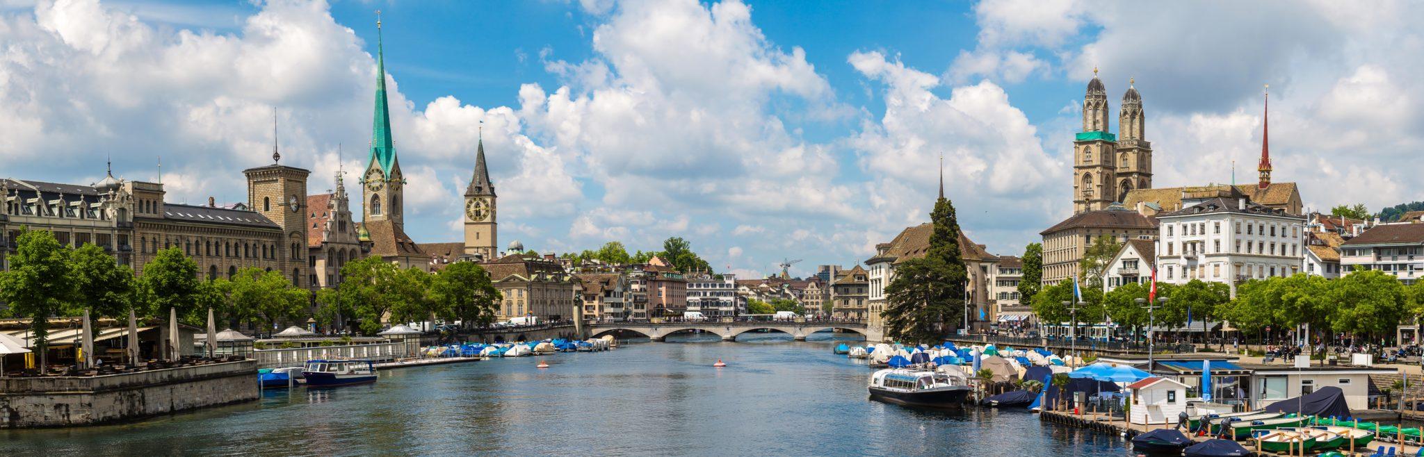 Svizzera, Zurigo